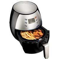 Smart-Tek | Cocina | Freidora Air Light Fry