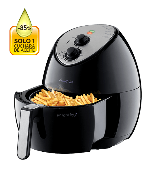 Smart-Tek | Cocina | Freidora Air Light Fry 2